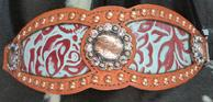 Bling Inlay halter.